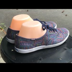 Keds Shoes - Keds by Taylor Swift 1989 Women's Sneakers Size 7.